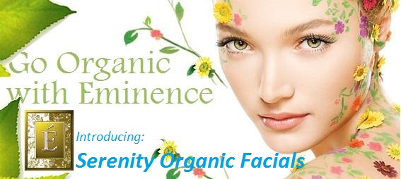 Eminence Serenity organic Facials - Scottsdale