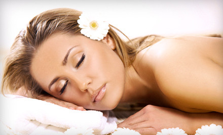 Valentine's Day Spa Gift Massage and Facial