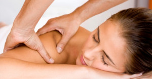 Facial massage combo at New Serenity Spa Scottsdale