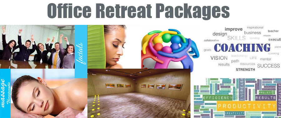 Office retreat spa package in scottsdale