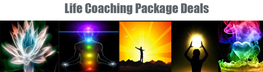 Spa package life coaching deal