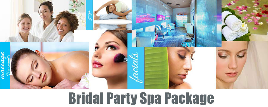 Scottsdale spa package bridal party
