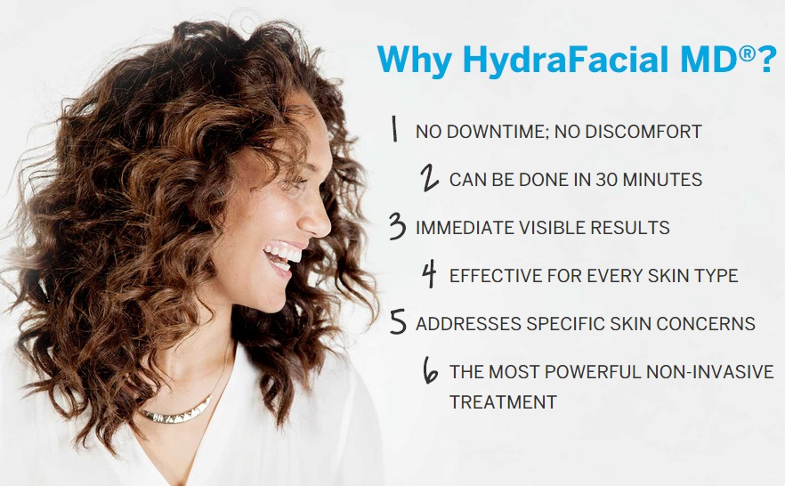 Why Hydrafacial - Scottsdale HydraFacial - Skin Care Treatment