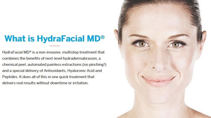 what is a hydrafacial Scottsdale