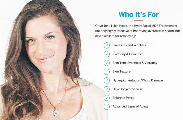 who is a hydrafacial for - Phoenix hydrafacial