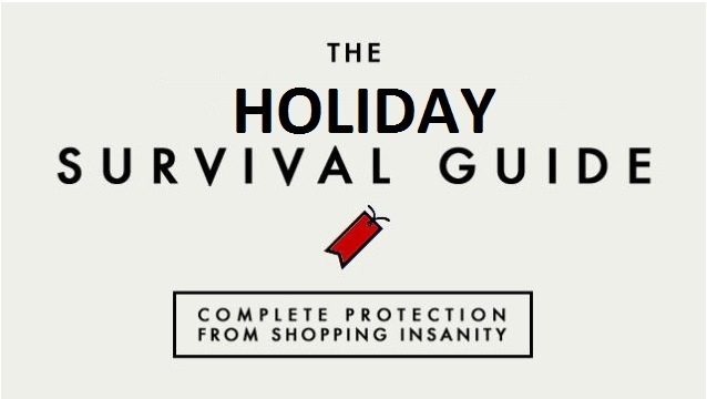 Holiday Survival Guide - New Serenity Spa