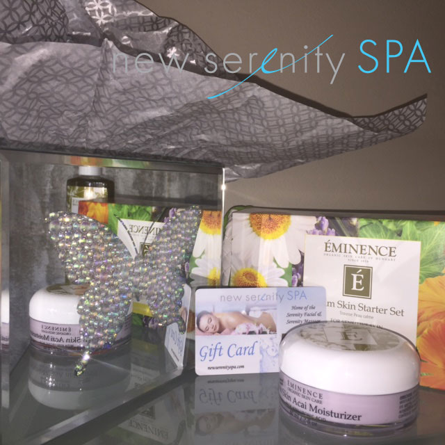 Eminence Skin Care Scottsdale New Serenity Spa