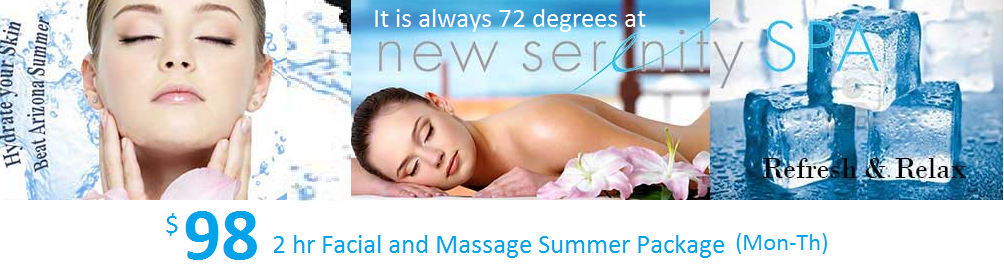 New Serenity Spa - Facial and Massage of Scottsdale
