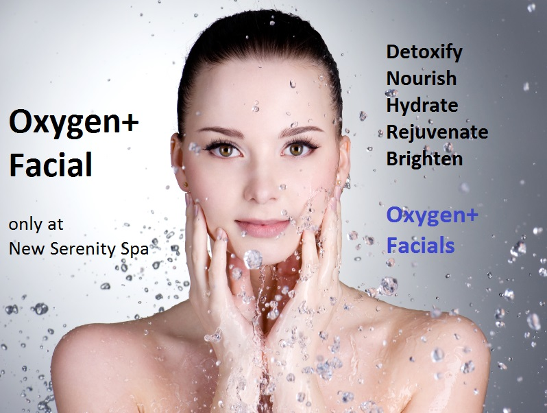 oxygen facial scottdale - new serenity spa